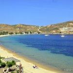 Livadi beach, Serifos