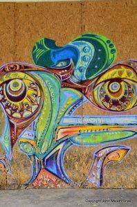Graffitti Salvador Brazil