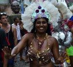 Pelourinho dancing Salvador Brazil