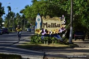 Malibu barraca Brazil