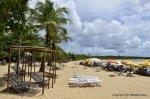 Santo André beach Porto Seguro Brazil