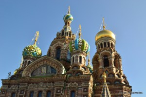 Church of the Blood, St Petersburg