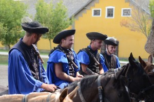 The csikós, the mounted horse-herdsman of Hungary