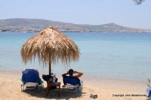 Krios Camping, Paros