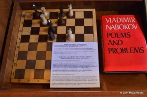 One of Nabokov's chess puzzles
