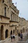 Street of Knights, Rhodes