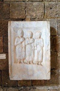 Nissyros Stelae, Rhodes