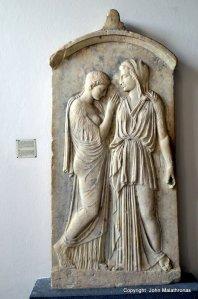 Krito stelae, Rhodes