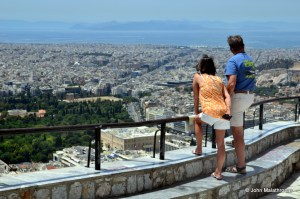 View from Lycabettus