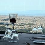 View from Orizontes Restaurant, Lycabettus