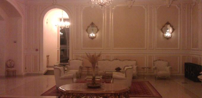 The lobby Grand Continental Bucha