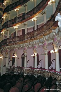 Manaus Opera House Interior