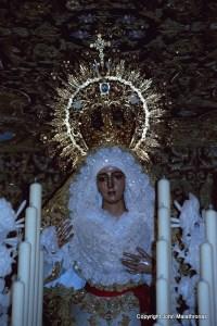 Madonna Macarena, Semana Santa, Seville