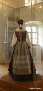 Elizabeth Bathory dress