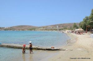 Krios Beach paros