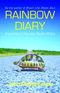 Rainbow Diary: original cover
