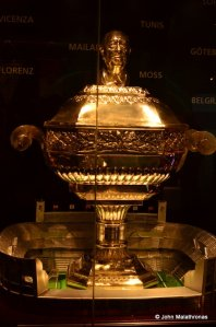 Santiago Bernabeu trophy