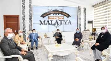 Ak Parti Genel Merkez'inden Malatya'ya çıkartma
