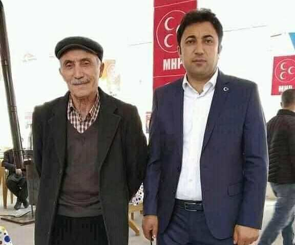 Kuluncak Belediye Başkanı Erhan Cengiz'in acı Günü