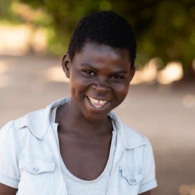 Mwandida M (16 Yr Old, Girl)