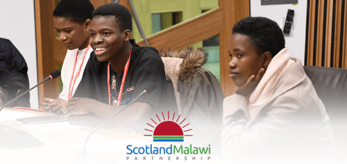 Young Leaders Give Inspirational Presentations at Scottish Parliament Malawi CPG: Malawi's Youth Voice on Climate