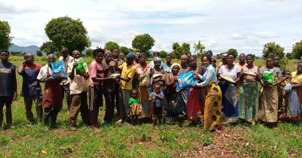 CONCERNED YOUTH ORGANISATION DISTRIBUTES FARM INPUTS TO WOMEN IN MCHINJI