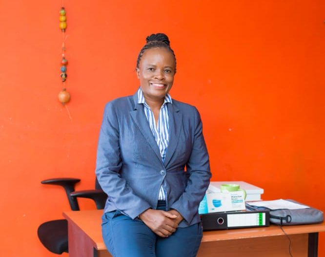 Ms. Stella Masangano