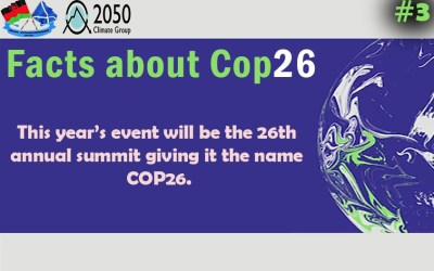 Facts about COP26