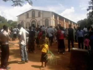 Likuni Parish (photo file)