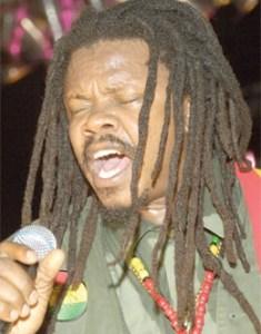 Reggae legend; Luciano
