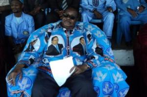 is Mutharika stepping down