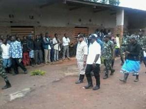 Chilima cheer Mzuzu flood victims