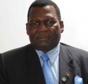 Chaponda: Under fire from CSOs
