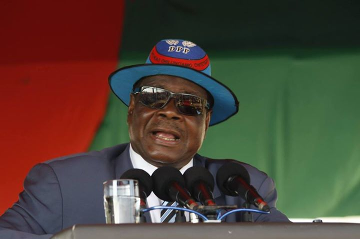 Mutharika: Met with PAC; what else do they want?