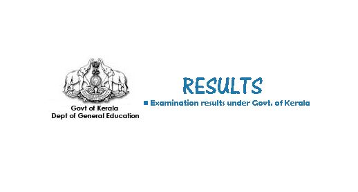 Kerala SSLC 2016 Examination Results Will Publish 27 April