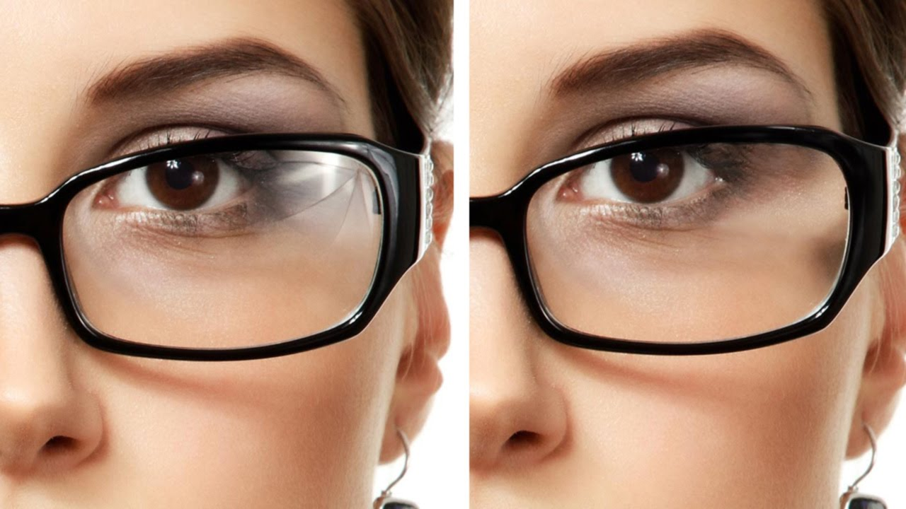 remove glare from glasses 1
