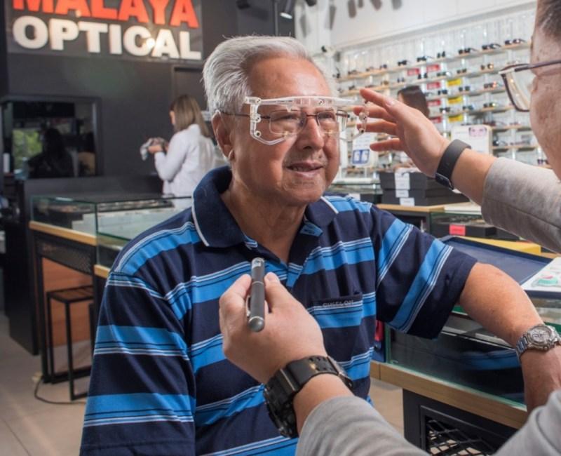 Experience Optometrist Progressive lenses
