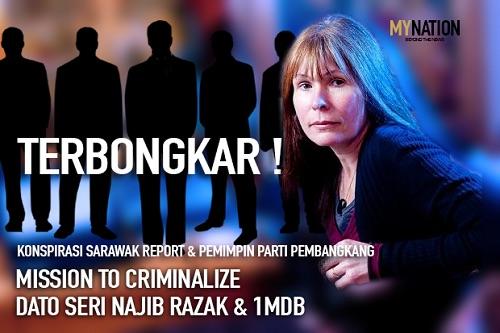 Sarawak Report fails to prove Najib stole 1MDB's money – Malaysia Today
