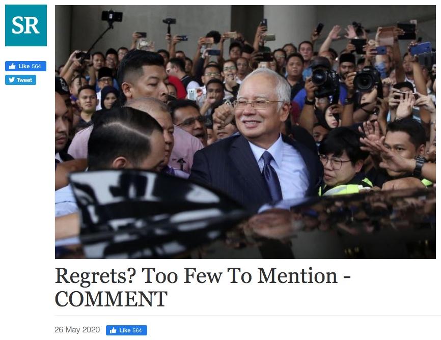 Serangan Sarawak Report ke atas Muhyiddin Yassin sudah bermula – Malaysia Today
