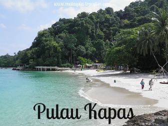 Kapas Island Pulau Kepas  Marang Terengganu