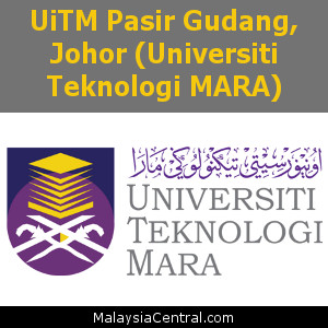 UiTM Pasir Gudang, Johor (Universiti Teknologi MARA)