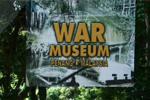 Penang War Museum: What Do Spirits Comment About?