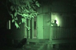 A haunted or an abandoned house may still be occupied by ghosts still firmly attracted to the physical world.