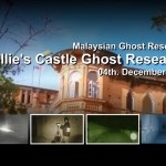 Ghost Research at Kellie's Castle in Perak, 2011