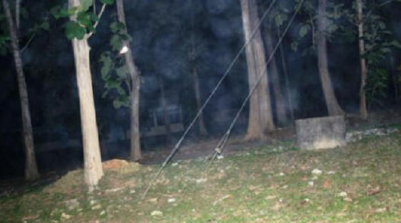 Ghost fireball captured from jeniang, kedah