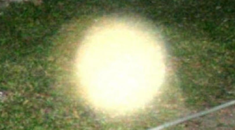 ghost orb discharging energy