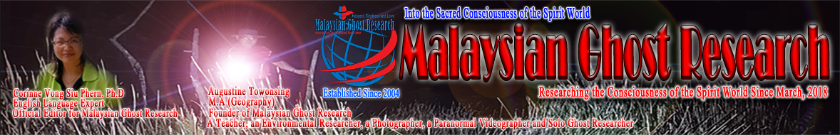 Malaysian Ghost Research