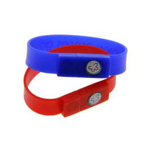 B002 Wristband USB Flash Drive
