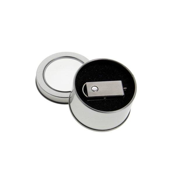 Round Metal Tin Box Packaging (S)