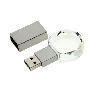 CY06 Crystal USB Drive